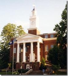 Barren Co Court House